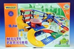 (C) Garáž Kid cars 3D multi parkování 9,1 m v krabici
