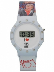 Hodinky One Direction, white