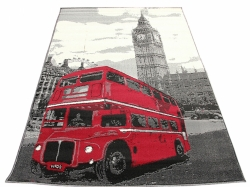 Koberec Big Ben Bus grey