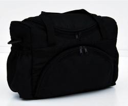 Taška na kočárek černá