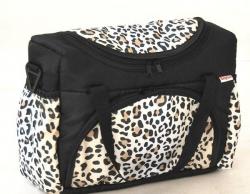 Taška na kočárek Leopard
