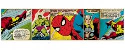 Bordura Marvel Comics Self Adhesive