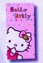 Osuška Hello Kitty růžová