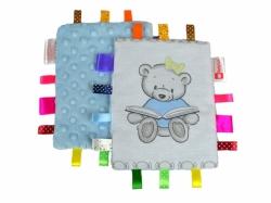 Závěsná dekorace Medvídek s knihou