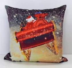 Povlak na polštář Vánoční stromeček Northern Lights