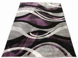 Koberec Fantazie fialová, Rozměr koberce 80x150cm