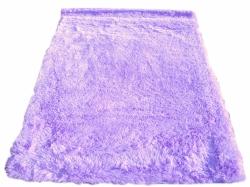 Koberec Shaggy plyš fialový, Rozměr koberce 120x170cm
