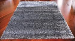 Koberec Shaggy grey antracite elit, Rozměry 140x200cm