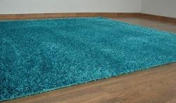 Koberec Shaggy, rubín modrý, Rozměr koberce 120x180cm