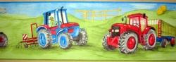 Bordura Traktor